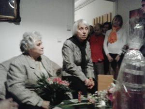 Középen Kovács Margit